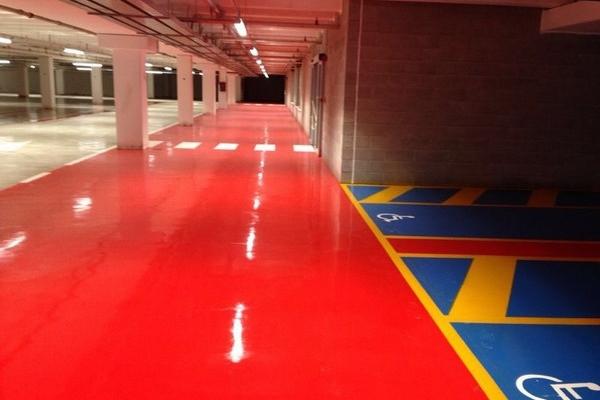 Finiture pavimentazioni for Pittura per pavimenti